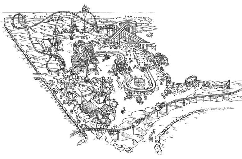 amusement-Parc-Concept-lamomiedesign.com