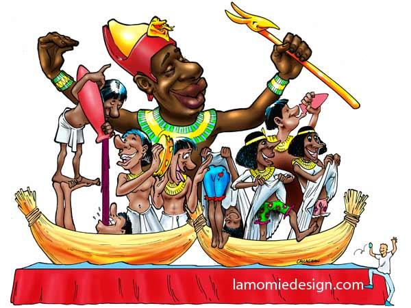 Nice Carnival 2013. Origins of Carnivals.