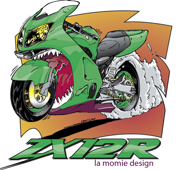 lamomiedesign.com-dessin_moto-ZX12_2000