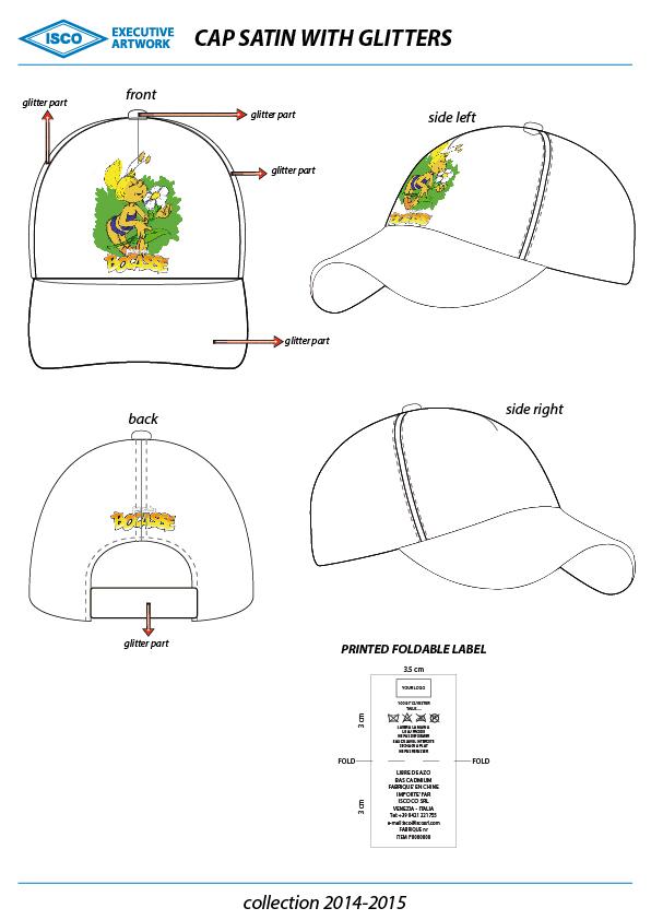 SATIN CAP-01