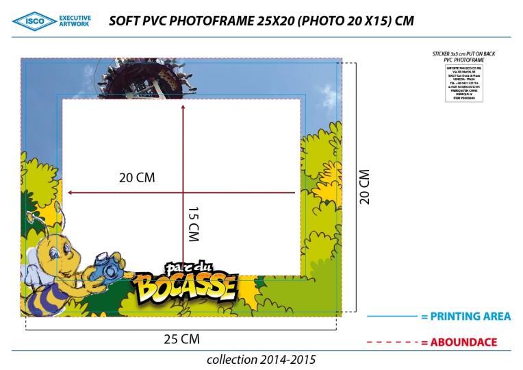 SOFT PVC PHOTOFRAME 25X20-01