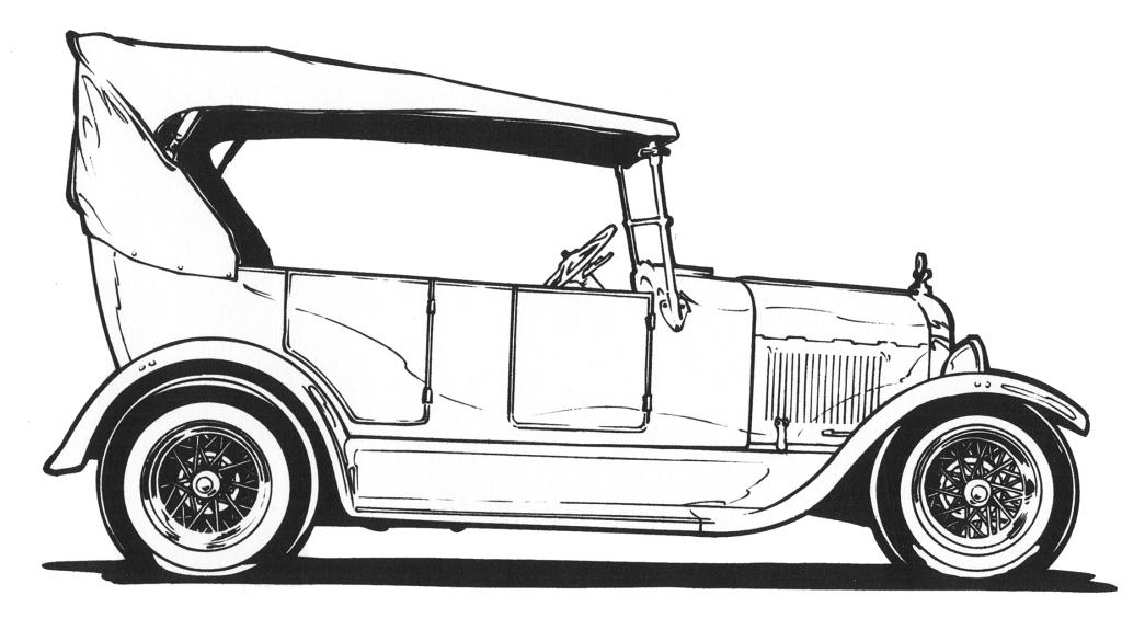 www.lamomiedesign-1929-Ford_Pheaton